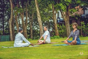 Anantya Yoga Session