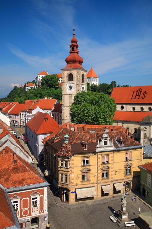 Innenstadt Ptuj