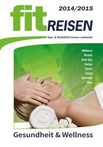 FIT Reisen Gesamtkatalog Gesundheit & Wellness