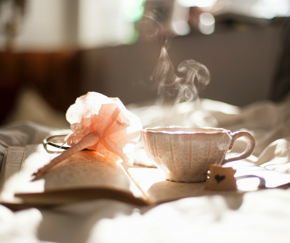 Entschlackungskur mit Tee