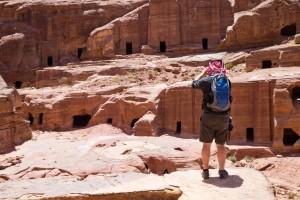 Fotografieren in Jordanien - Petra