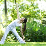 Das Dreieck – Stärkung des Rückens durch Yoga