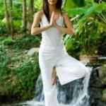 Die Gebetshaltung – der perfekte Einstieg zum Yoga