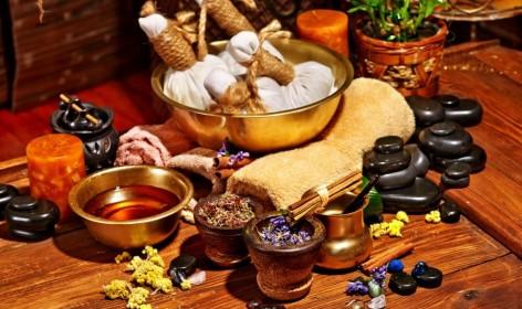 Ayurvedische Kräuter und Gewürze
