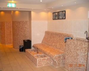 Wellnessbereich im Hotel Ascona