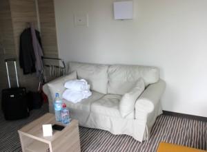 Innenansicht Doppelzimmer