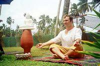 Meditation im Life Ayurveda Resort