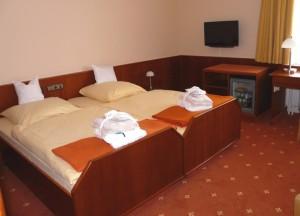 Zimmer im Hotel Ascona