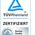 Die Service-Qualität von FIT Reisen ist TÜV-zertifiziert