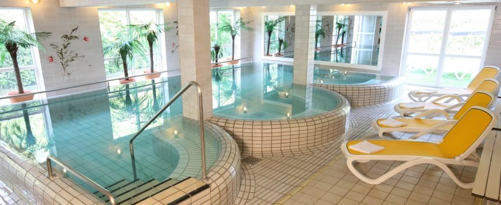 Thermalbad Hotel Residenz schmal