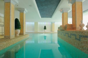 Thermalbewegungsbad Hotel Schweizer Hof