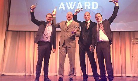 Verleihung des Typo3 Award