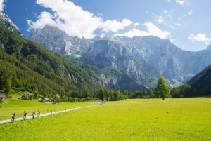 Logarska Tal, Slowenien