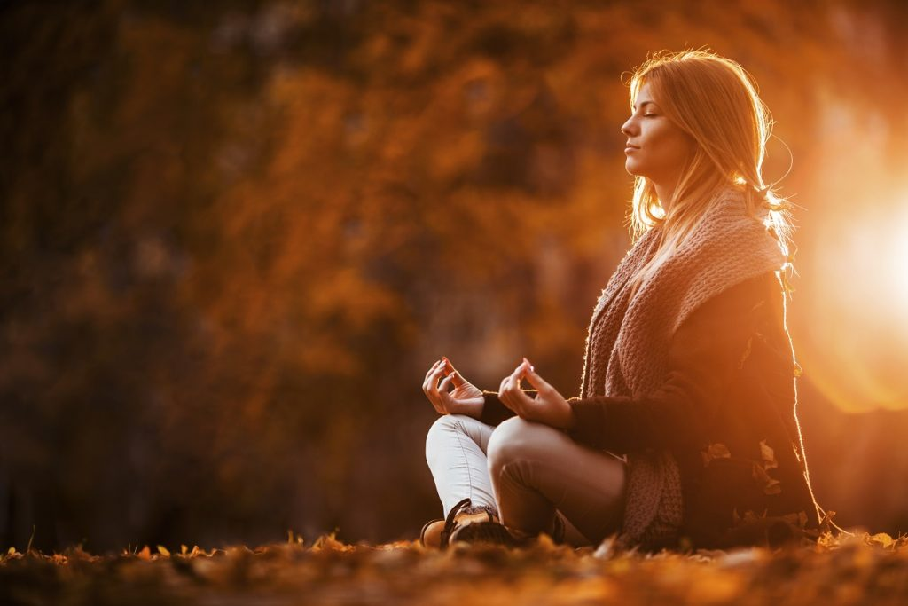 Yoga Tipps für den Herbst