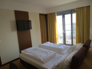 Zimmer im centrovital Hotel