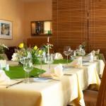 Das Restaurant vom laVital Sport- & Wellness-Hotel