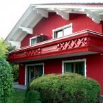 Familiäre Ayurveda Villa: Das med-ayurveda in Julbach
