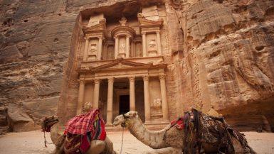 Jordanien - Die Felsenstadt Petra