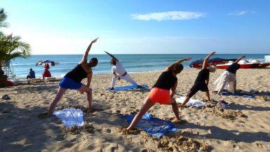 Yoga Wochenende mit Sandeep Kumar