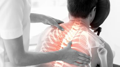 Hilfe bei Rückenschmerzen