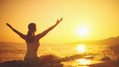 Einfach mal loslassen mit Yoga