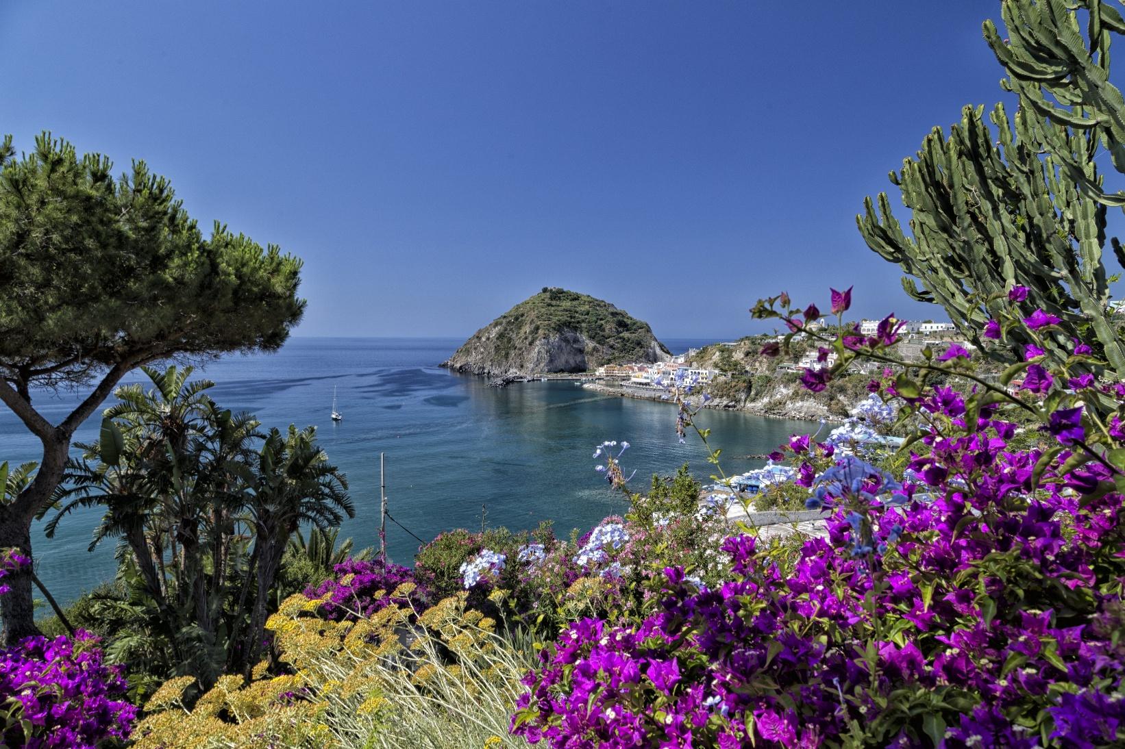 Insel Ischia Italien
