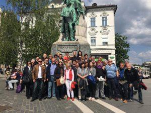 FAM Trip nach Slowenien