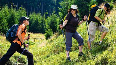 Wandern in der Slowenischen Steiermark