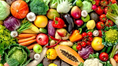 Den Körper entsäuern mit gesunden Lebensmitteln