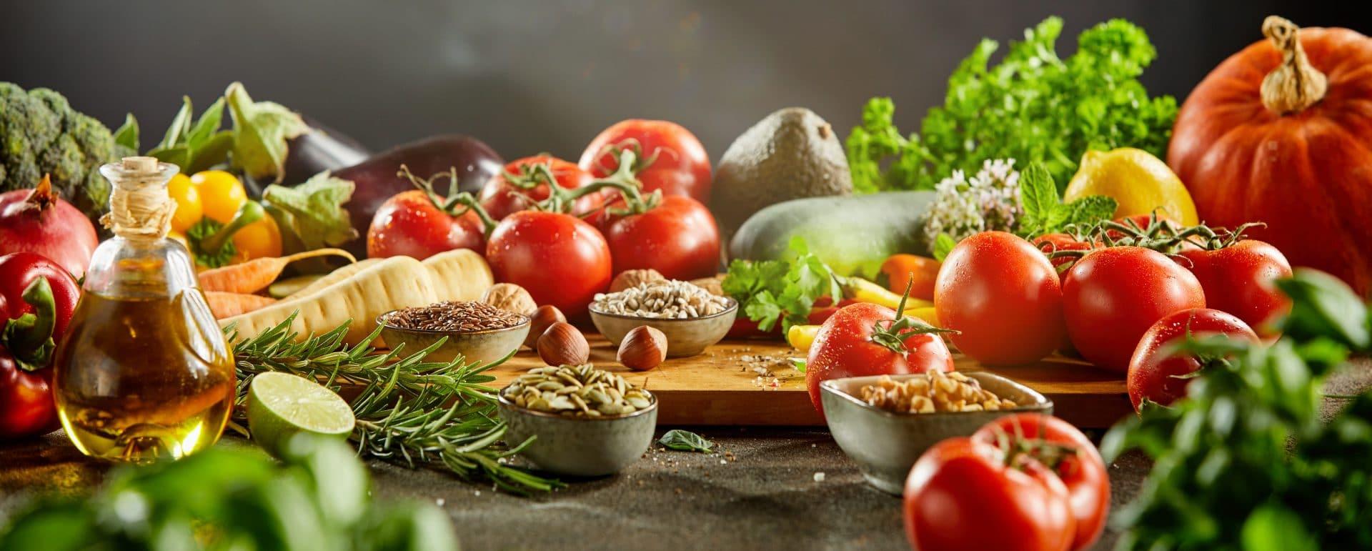 Mittelmeer Diät
