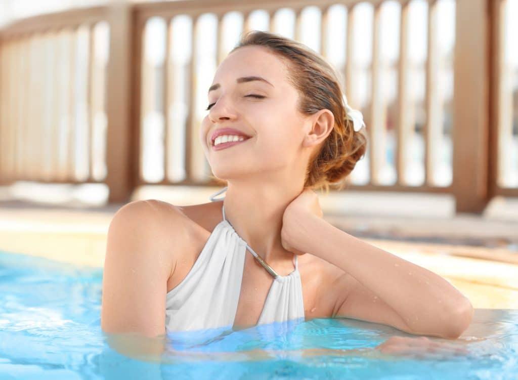 Massage im Urlaub