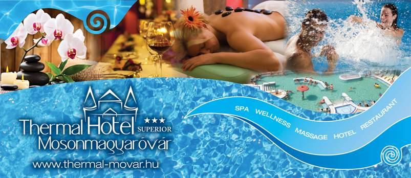 Thermal Hotel ***s in Mosonmagyaróvár