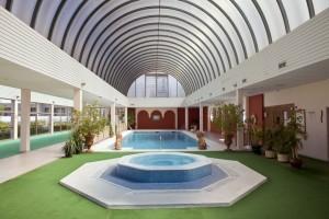 Indoor Pool vom TRH Paraiso